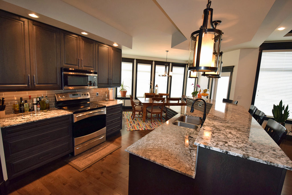 Gorgeous kitchen! For more information call Michael Leclerc (204) 792-6453 or Click Image.
